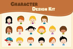 Character Design Kit