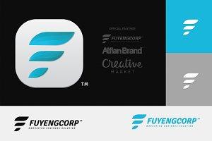 3D F Fuyeng Tech Logo