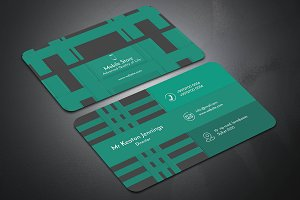 Mobile Store Business Card
