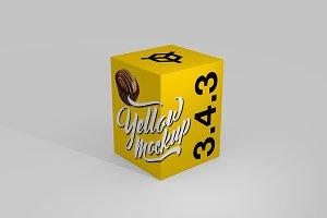 3.4.3 Simple 3D BoxMockup