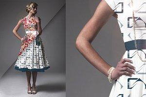 Women's Dress Mockup 06