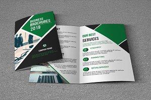 Corporate Bi-fold Brochure V815