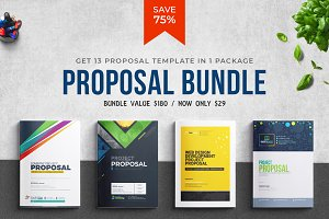 Proposal Template Bundle