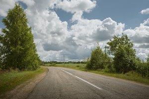 still road