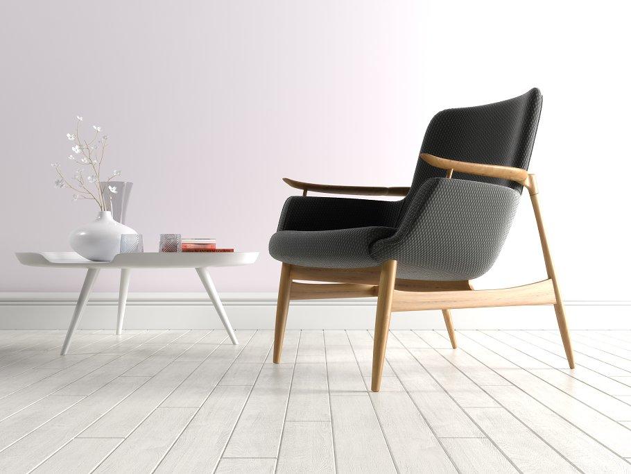Easy chair NV53 by Finn Juhn design