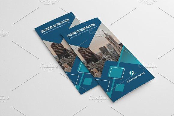 Trifold Bisiness Brochure V818