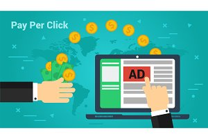 Business Banner - Pay Per Click