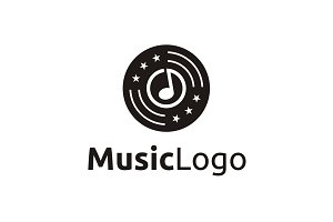 Music/Talent/Recording logo design
