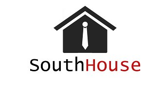 South House Logo Template
