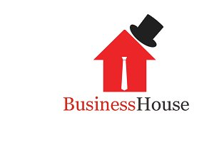 Business House Logo Template