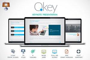 Okey | Keynote Presentation
