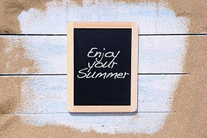 Enjoy your summer.