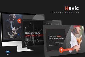 Havic - Keynote Template
