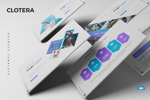 Clotera - Keynote Template
