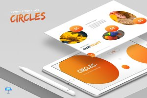 Circles - Keynote Template