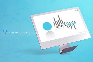 Seismograph - Keynote Template