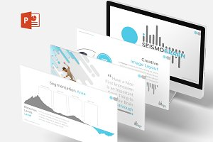 Seismograph - Powerpoint Template