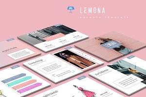 Lemona - Keynote Template
