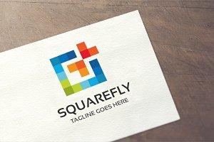 Squarefly Logo