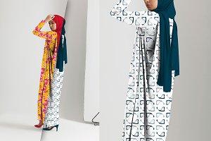 Women's Dress Mockup 34