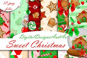 Sweet christmas patterns