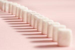 Sugar Cubes, White Sugar