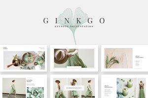 Ginkgo Keynote Presentation