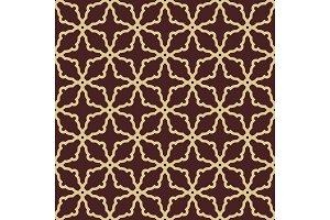 Geometric Abstract Seamless Vector