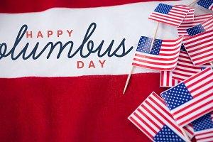 Image of celebration of colombus day