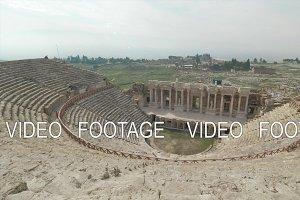 Amphitheatre in ancient city