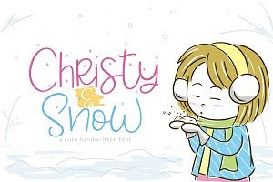 Christy & Snow