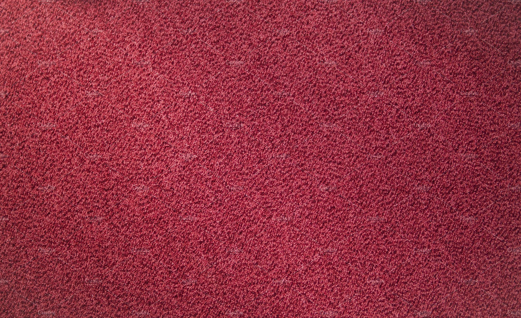 Red carpet texture. Indoor carpeting ~ Abstract Photos ...  Red Carpet Texture Pattern