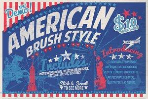 American Brush Style + Bonus