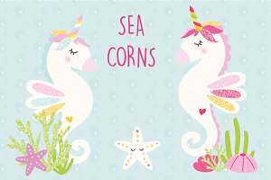 Seacorns