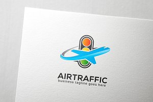 Air Traffic Logo