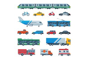 Transport vector public