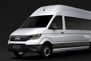 MAN TGE L3H3 Window Van 2018