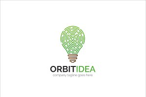 Orbit Idea Logo