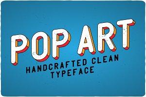 PopArt typeface
