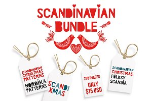 Scandinavian Graphic Bundle
