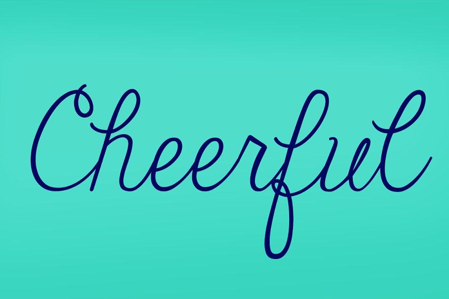 Janda Stylish Script Stunning Script Fonts Creative Market