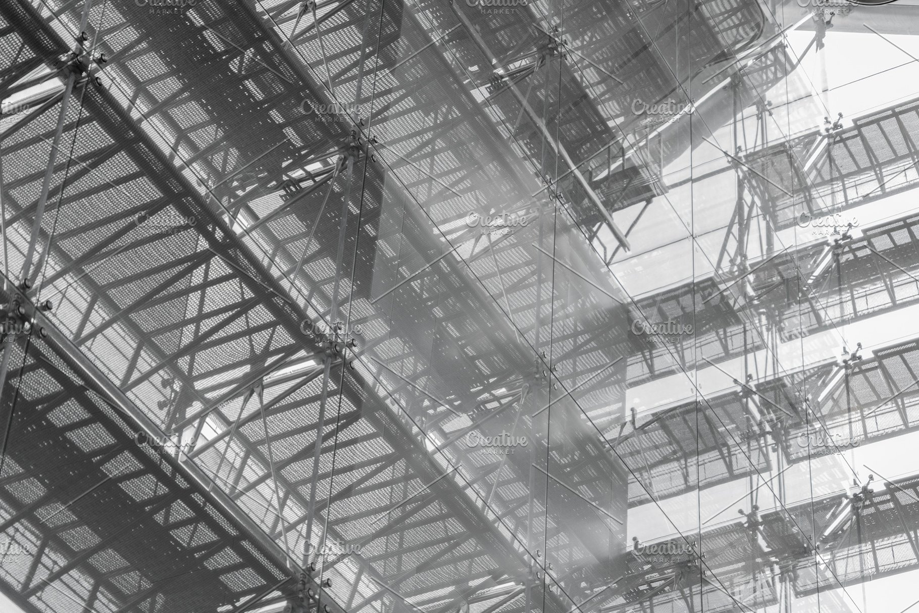 Steel Structure Roof Of Office Build High Quality Architecture