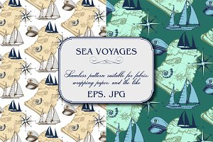 All about sea voyages
