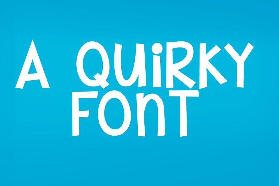 KG Shake it Off Fonts