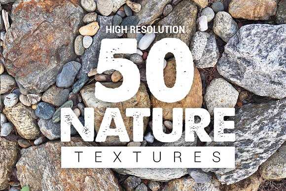 50 Nature HD Textures