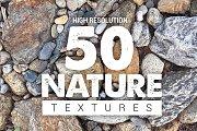 Bundle Nature Textures x50