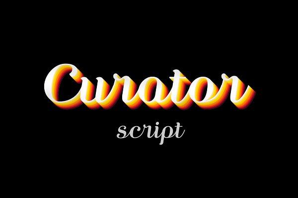 Curator script