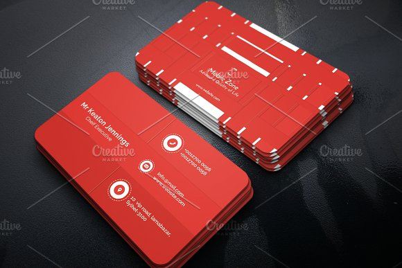 Mobile Zone Business Card