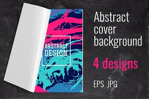 Abstract cover background