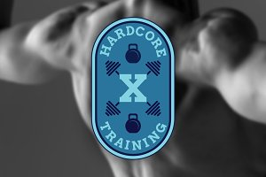 Hardcore X Trainer Logo